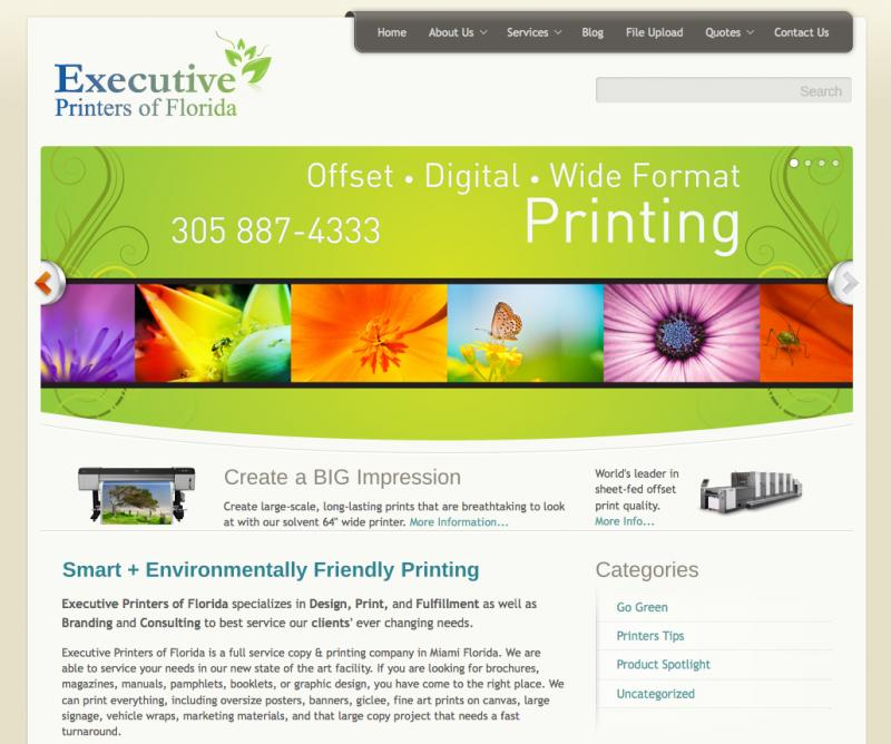 Executive Printers of Florida