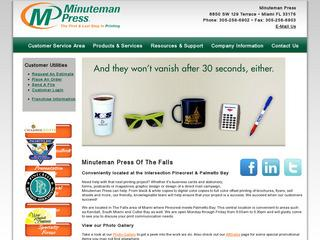 Minuteman Press At The Falls