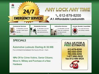 Emergency Locksmith 24 Hour Availability Call Affordable Locksmith 8778905625