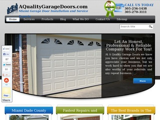 A quality Garage Doors