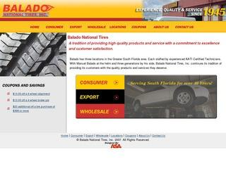 Balado National Tires