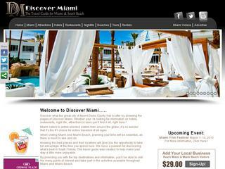 Discover Miami Travel Guide