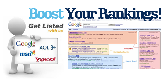 Boost Your Search Engine Optimization!