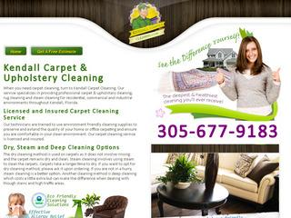 Kendall Carpet Cleaning