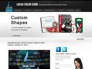 Lucas Color Card