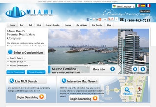 Miami Investment Property LLC