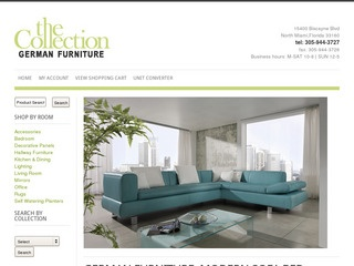 THE COLLETION GERMAN FURNITURE