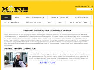 Xtrm Construction Company